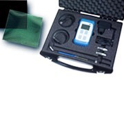 gaussmeter with transverse probe & magnetic field viewing film measuring tools
