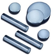 Alnico Rod & Disc Magnets