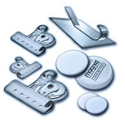 Office Magnets-Magnetic Clips, Hooks & Picture Hangers